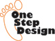 One Step Design Logo